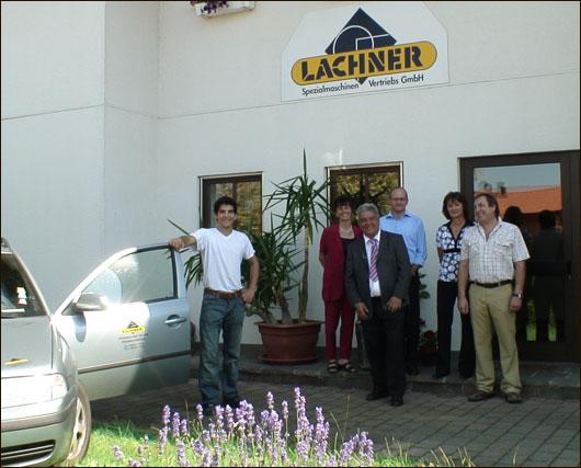 Lachner Team